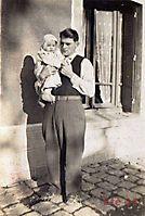 henri_maryse_1945