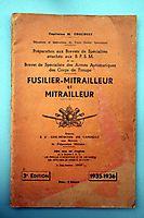 FUSILIER-MITRAILLEUR-FD-2-O