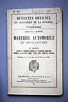 MATERIEL AUTOMOBILE