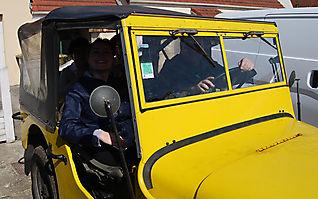Jeep Willys de 1942