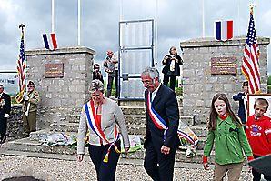 Commémoration Villeneuve sur Auvers - 22 juin 2013