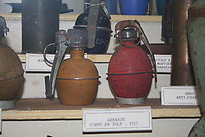 Grenade francaise mod 1937