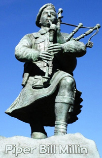 mémorial Bill Millin