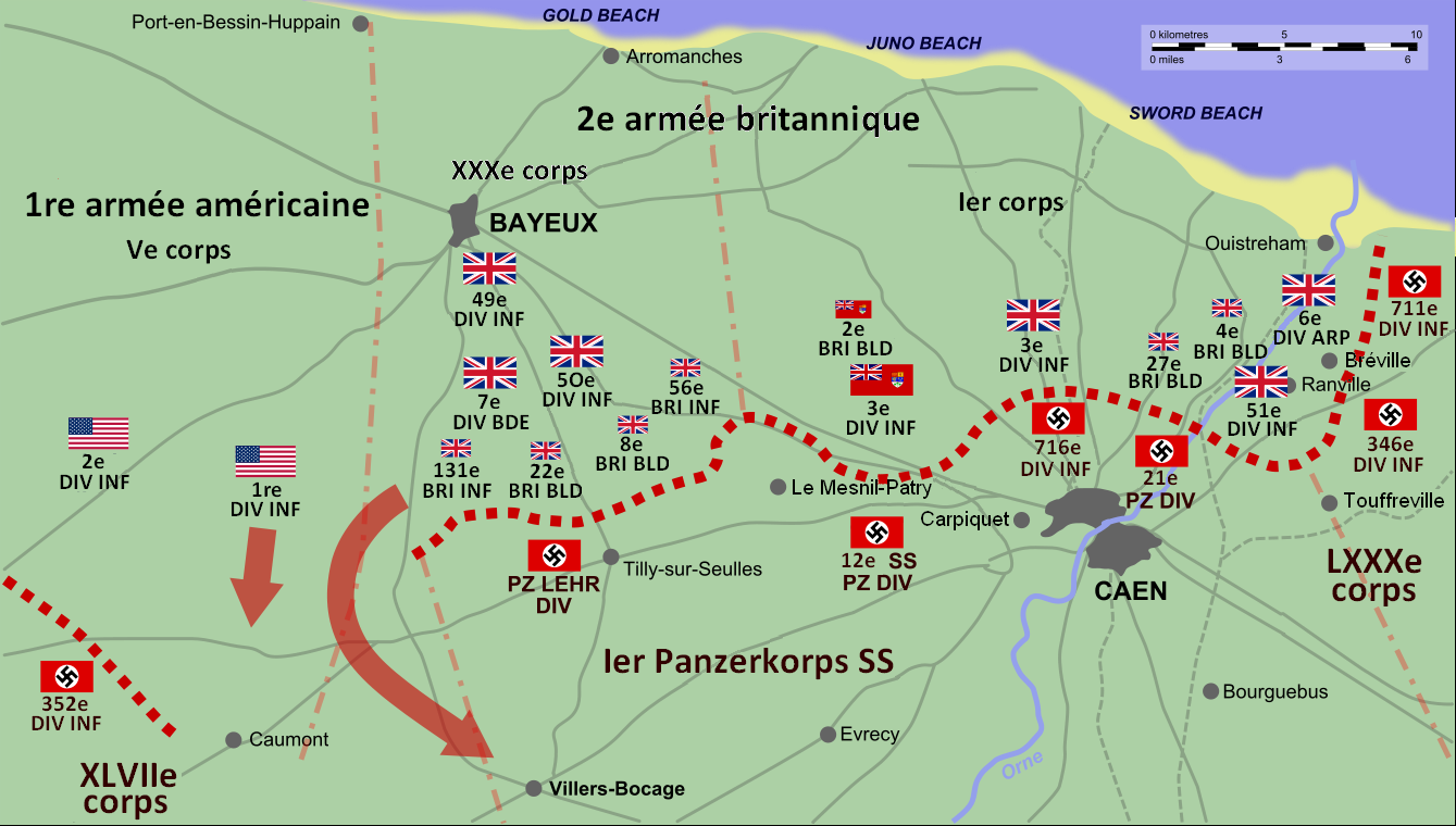 WWII Operation Perch-fr